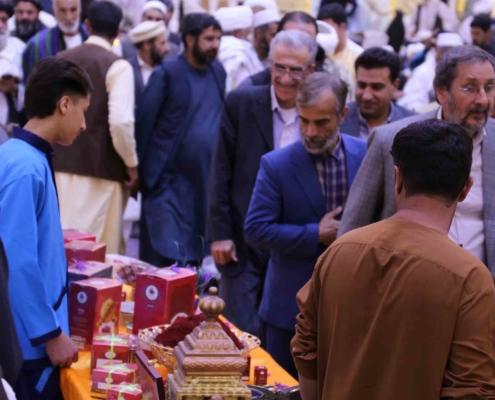 دومین همایش حمایت سکتور خصوصی از زعفران افغاستان