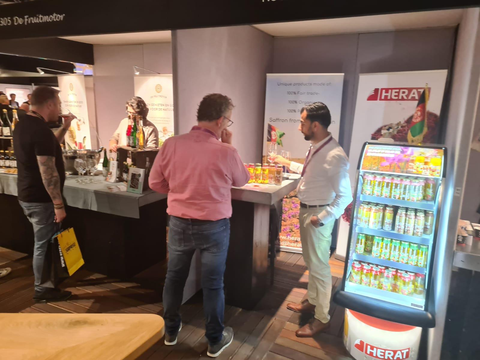 Gastvrij Rotterdam exhibition